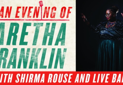 AN EVENING OF ARETHA FRANKLIN
