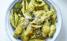 BROCCOLI PASTA SHELLS